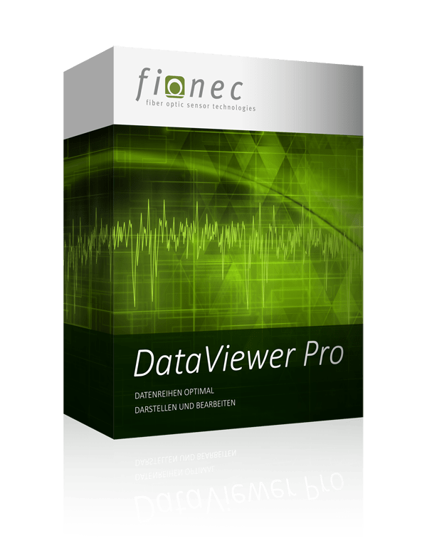 Softare package DataViewer Pro